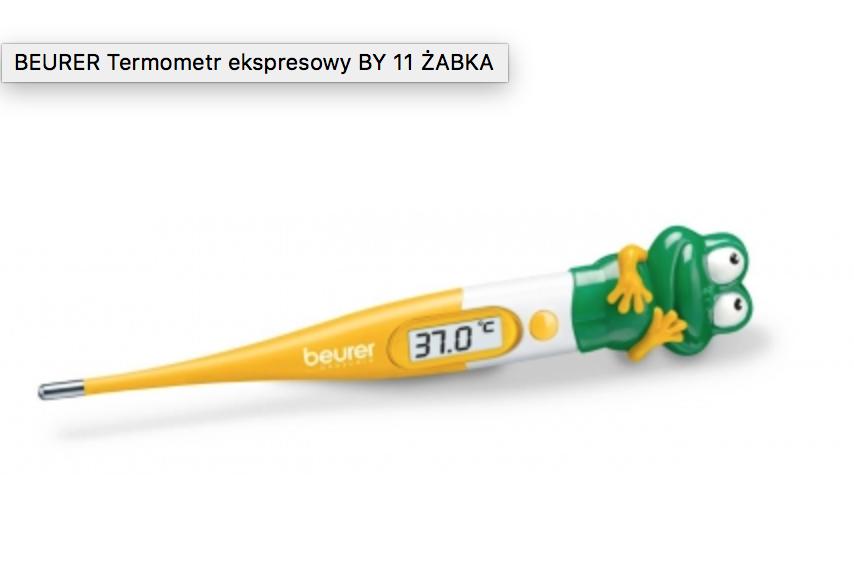 Termometr ekspresowy Image